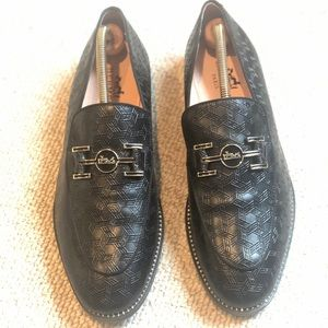 Hermes Loafers Authentic Men's 9 US